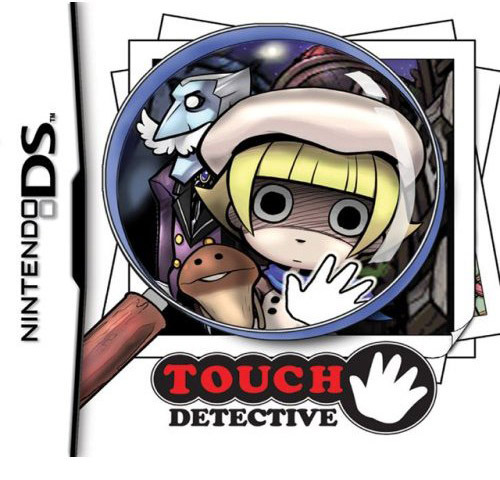 Touch Detective for Nintendo DS