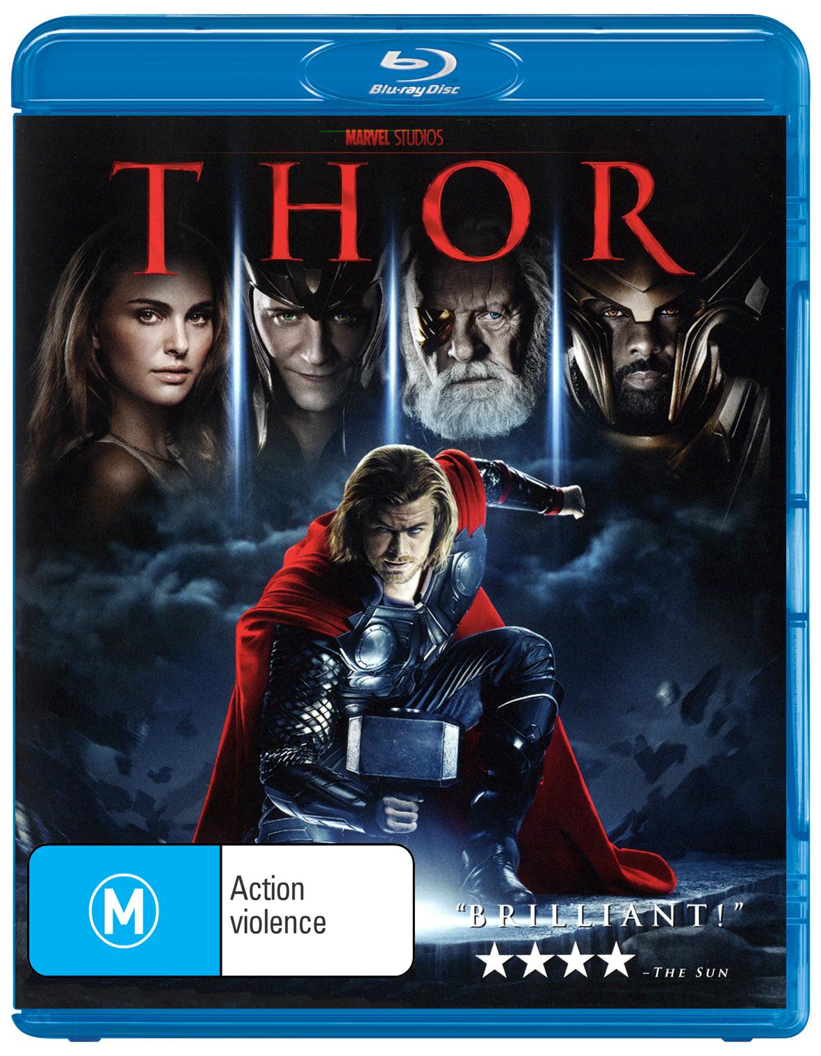 Thor on Blu-ray image