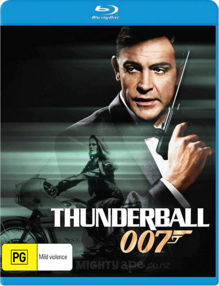 Thunderball (2012 Version) on Blu-ray