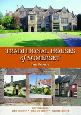 Traditional Buildings of Somerset by Jane Penoyre image