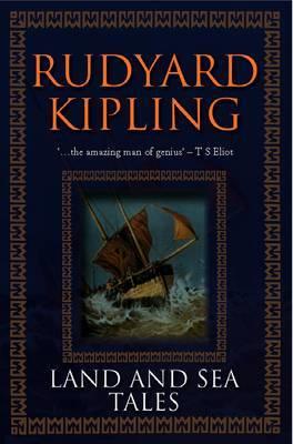 Land and Sea Tales by Rudyard Kipling image