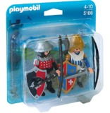 Playmobil - Knights Duo Pack (5166)