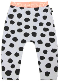 Bonds Stretchy Leggings - Spotted (12-18 Months)