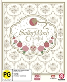 Sailor Moon Crystal: Set 2 - Limited Editon (Eps 15-26) DVD