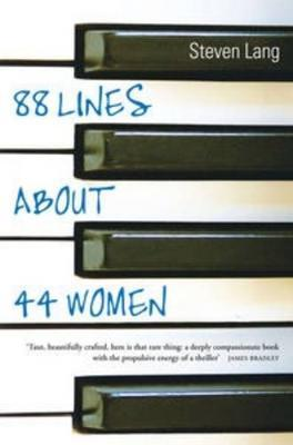 88 Lines About 44 Women by Steven Lang
