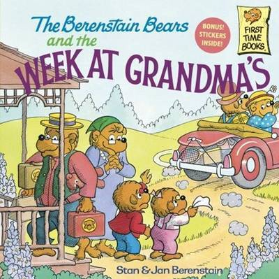 The Berenstain Bears and the Week at Grandma's by Stan And Jan Berenstain Berenstain image