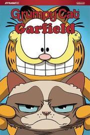 Grumpy Cat & Garfield by Mark Evanier
