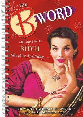 The B Word 2020 Engagement Diary by Sellers Publishing image