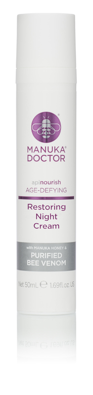 Manuka Doctor ApiNourish Restoring Night Cream (50ml)