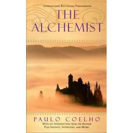 The Alchemist by Paulo Coelho image