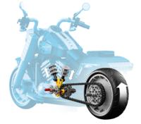 LEGO Creator: Harley-Davidson Fat Boy (10269)