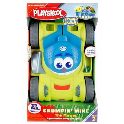 Playskool Chomping Mike Mower image