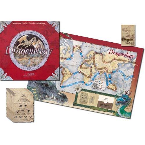 Dragonology Board Game image