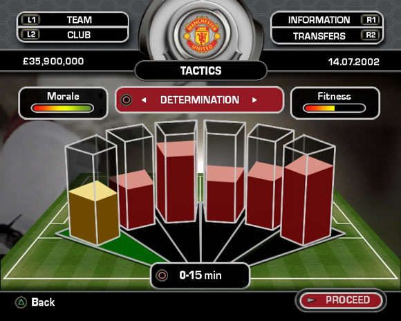 Total Club Manager 2004 for PlayStation 2 image