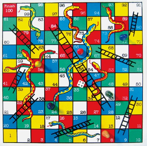 Fun Factory: Snakes and Ladders image