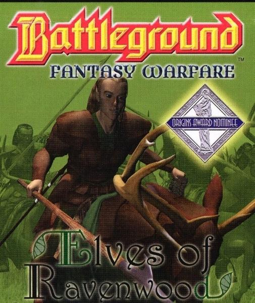 Battleground Fantasy Warfare: Elves of Ravenwood Starter