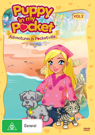 Puppy in My Pocket: Volume 2 on DVD