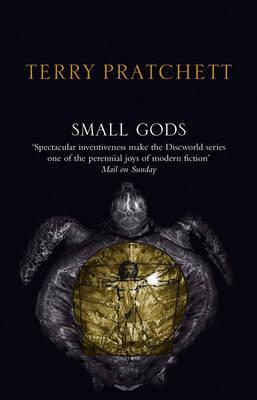Small Gods (Discworld - History Monks) (black cover) by Terry Pratchett