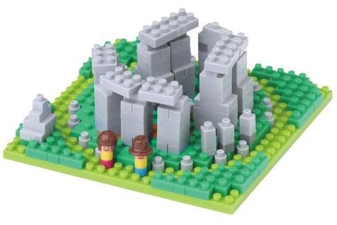 nanoblock: Stonehenge
