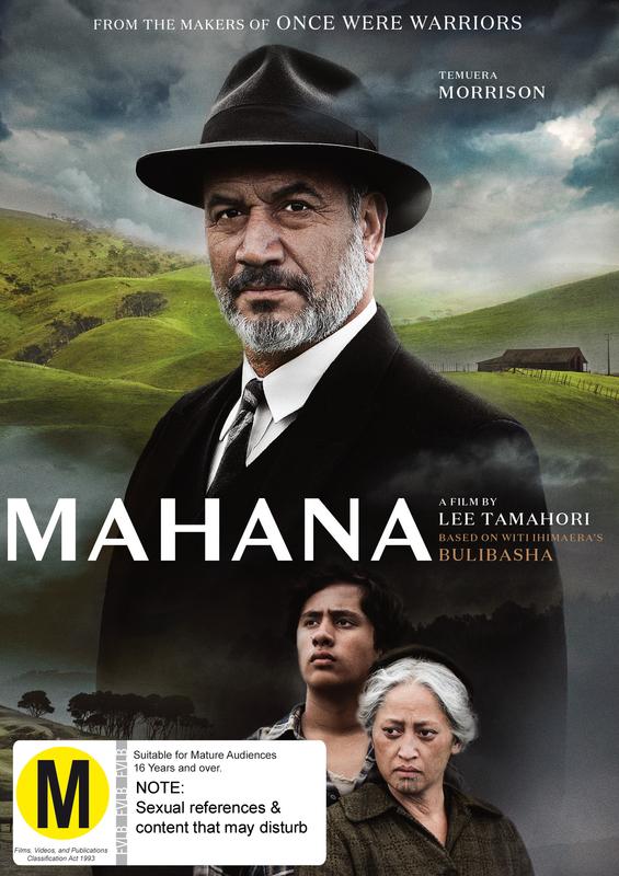 Mahana on DVD