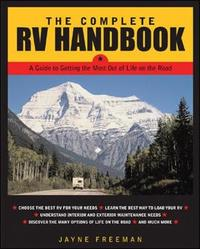 The Complete RV Handbook by Jayne Freeman