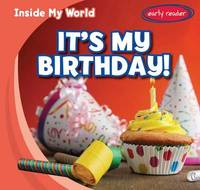 It's My Birthday! by Tina Benjamin image