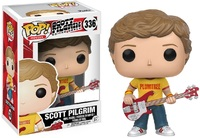 Scott Pilgrim (Plum-Tree Tee) - Pop! Vinyl Figure