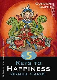 5 Keys to Happiness Oracle Cards by Dronma image