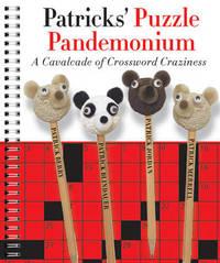 Patricks' Puzzle Pandemonium: A Cavalcade of Crossword Craziness by Patrick Berry image