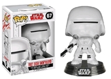Star Wars: The Last Jedi - First Order Snowtrooper Pop! Vinyl Figure