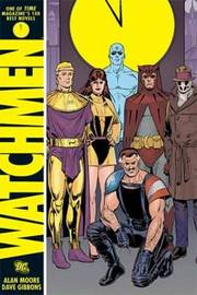 Watchmen (DC Comics Intl) by Alan Moore