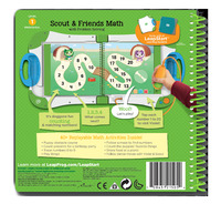 Leapstart: Scout & Friends Math - Activity Book (Level 1) image
