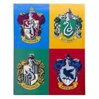 Harry Potter: House Crest Canvas Art