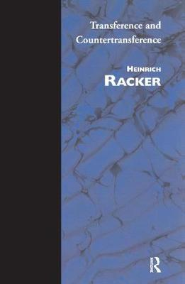 Transference and Countertransference by Heinrich Racker