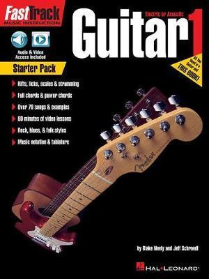 FastTrack Guitar Method by Blake Neely