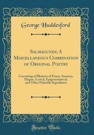 Salmagundi; A Miscellaneous Combination of Original Poetry by George Huddesford image
