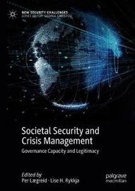 Societal Security and Crisis Management image