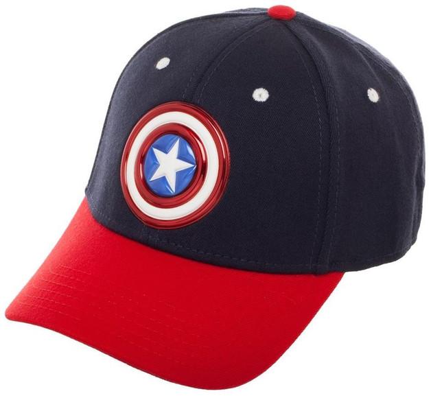 Marvel: Captain America - Flex-Fit Cap