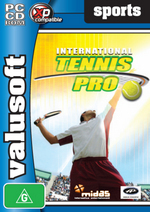 International Tennis Pro for PC Games