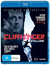 Cliffhanger on Blu-ray