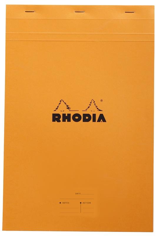 Bloc Rhodia A4+ Orange - Meeting Pad