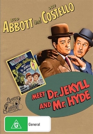 Abbott And Costello Meet Dr Jekyll And Mr Hyde on DVD