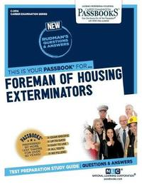 Foreman of Housing Exterminators by National Learning Corporation image