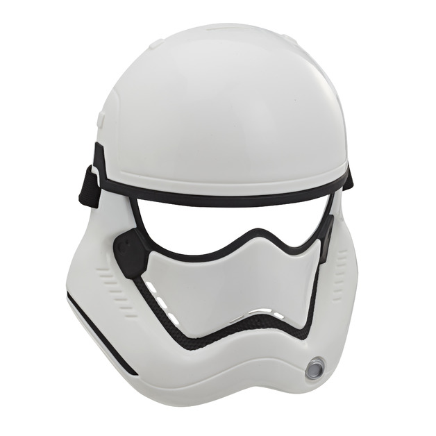 Star Wars: The Rise of Skywalker - Stormtrooper Mask