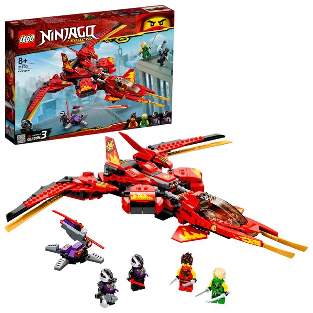 LEGO Ninjago: Kai Fighter - (71704)