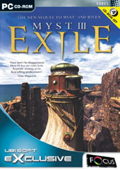 Myst III: Exile for PC