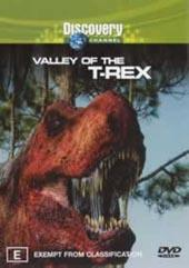 Valley of The T-Rex on DVD