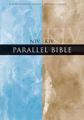 NIV/KJV Parallel Bible image