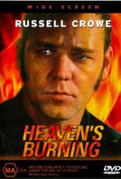 Heaven's Burning on DVD