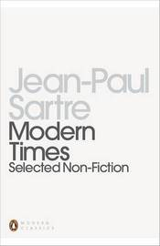 Modern Times by Jean Paul Sartre image
